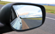 Excellent Car Mirrors And Blind Spot  Driving Theory Test 2017