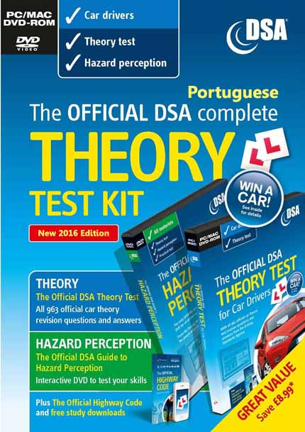 theory test in portuguese
